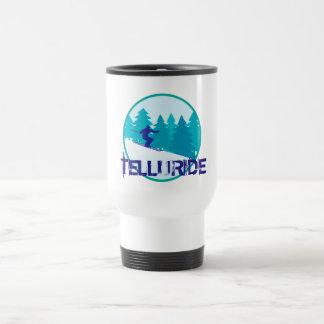 Telluride Ski Circle Travel Mug