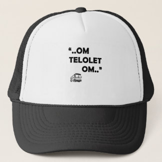 telolet trucker hat