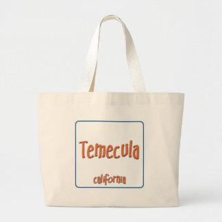 Temecula California BlueBox Canvas Bags