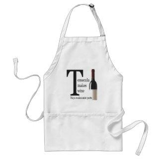 Temecula Makes Wine Apron