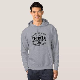 Temmie University Hoodie Undertale Style!