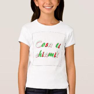 temp basic tee shirt