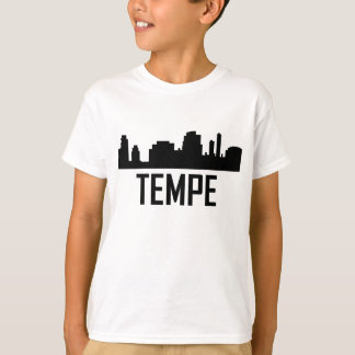 Tempe Arizona City Skyline T-Shirt