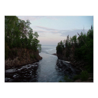 Temperance River State Park Poster