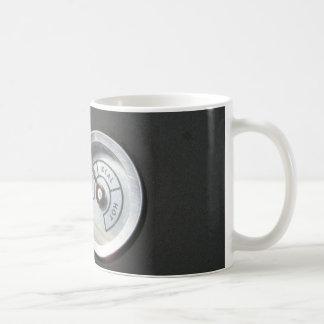 temperature gauge coffee mug