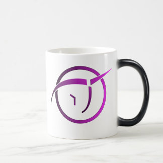 Temperature sensitive Invisible Pink Unicorn Mug