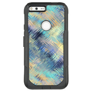 Tempered Rainbow Glass Abstract OtterBox Commuter Google Pixel XL Case