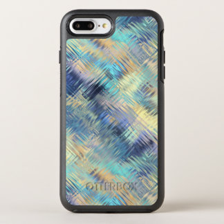 Tempered Rainbow Glass Abstract OtterBox Symmetry iPhone 8 Plus/7 Plus Case
