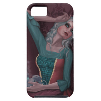 Tempest in a Teapot iPhone 5 Cover