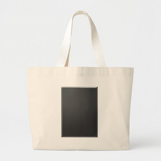 Templante DIY Blank Add Text in WHITE add photo Tote Bags