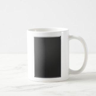 Templante DIY Blank Add Text in WHITE add photo Basic White Mug