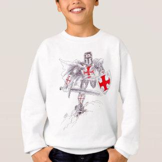 Templar Knight Art Sweatshirt