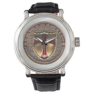 TEMPLAR SYMBOL WRIST WATCHES