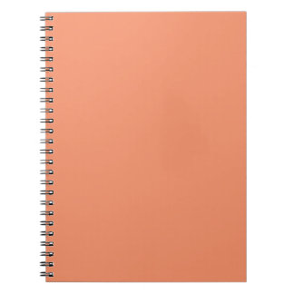 Template 12 color choices DIY ADD your text image Spiral Note Books