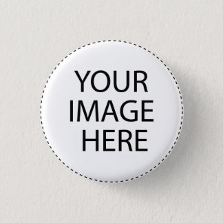 Template Blank ..  Add your image text here 3 Cm Round Badge