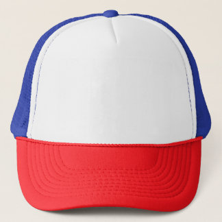 TEMPLATE Blank DIY easily customise add TEXT PHOTO Trucker Hat