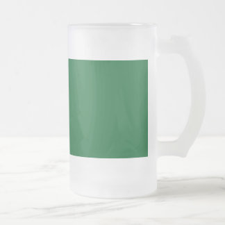 TEMPLATE Blank DIY easy customize add TEXT PHOTO Frosted Glass Beer Mug