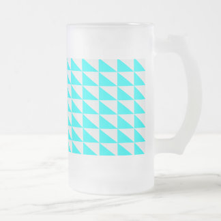 TEMPLATE Blank DIY easy customize add TEXT PHOTO Frosted Glass Mug