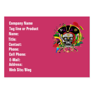 Template Businesss Card Mardi Gras Business Cards