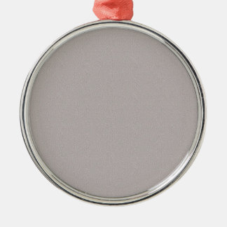 TEMPLATE Coloured Easy to ADD TEXT and IMAGE Silver-Colored Round Decoration