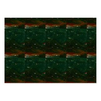 TEMPLATE DIY Crystal Stone Spark Background Print Business Card