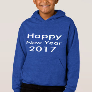Template DIY editable text Happy New Year 2017