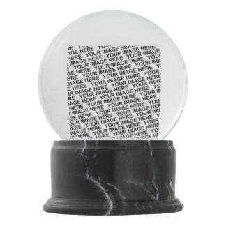 Template Home Snow Globe