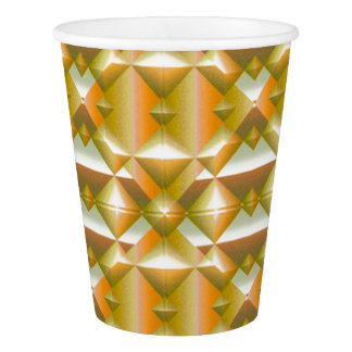 Template Paper Cup