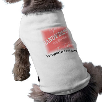 Template Pet Clothing - Keep