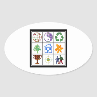 TEMPLATE Resellers Customers SYMBOLS motivational Stickers