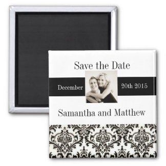 Template Save The Date Magnet Keepsake