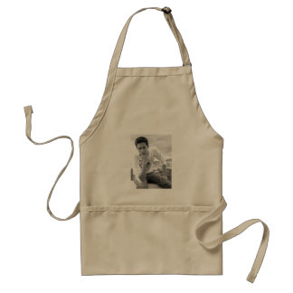 Template Shahen Adult Apron