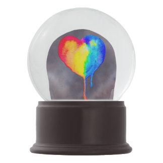 Template Snow Globe