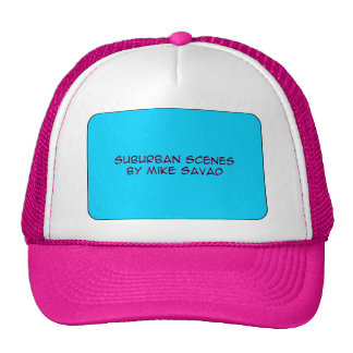 Templates - Landscape Trucker Hat