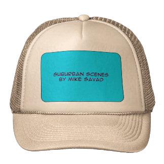 Templates - Landscape Hat