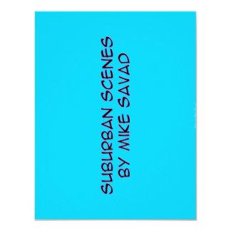 Templates - Portrait 11 Cm X 14 Cm Invitation Card