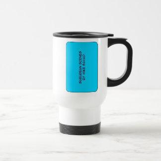 Templates - Portrait Coffee Mug