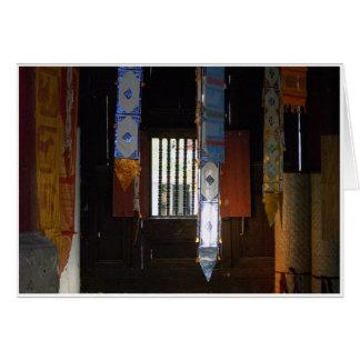 Temple Corner Card