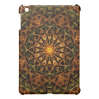 Temple Eye Mandala iPad Mini Cover