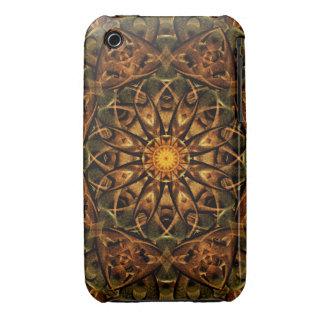 Temple Eye Mandala iPhone 3 Case-Mate Case