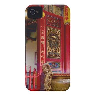 Temple in Yilan, Taiwan iPhone 4 Cover