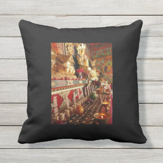 Temple/ Inner Mongolia Outdoor Cushion