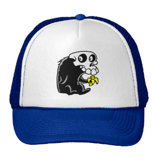 Temple Monkey Cap