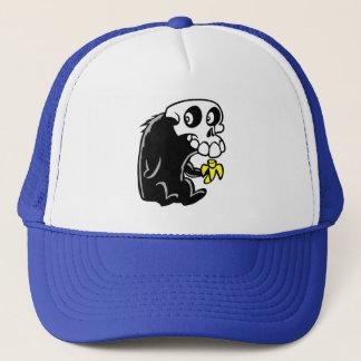 Temple Monkey Trucker Hat
