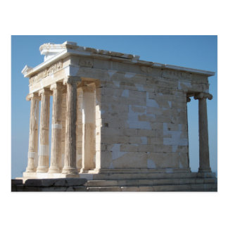 Temple of Athena Nike Postcard