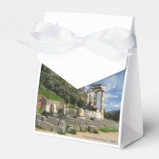 Temple of Athena Pronaea - Delphi Party Favour Boxes