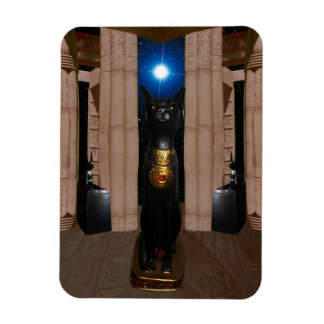 Temple Of Bastet Photo Magnet