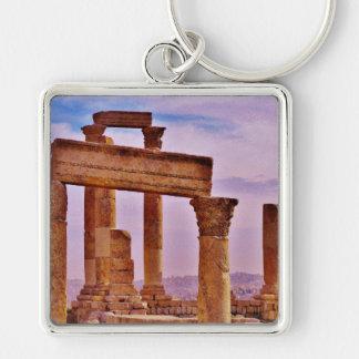 Temple of Hercules Key Ring