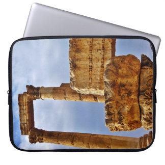 Temple of Hercules Laptop Computer Sleeve