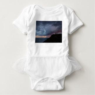 Temple of Poseidon Baby Bodysuit